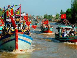 Giá trị lễ hội cúng biển Mỹ Long, Trà Vinh trong phát triển du lịch