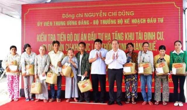 Đoàn công tác Bộ Kế hoạch và Đầu tư thăm và làm việc tại Thừa Thiên Huế