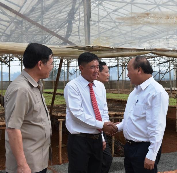 Người nông dân tiên phong đưa nông sản Việt ra thế giới
