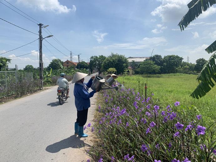 Gia Lâm - điểm sáng trong xây dựng nông thôn mới