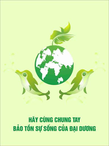 Thi sáng tác tranh cổ động tuyên truyền bảo vệ môi trường