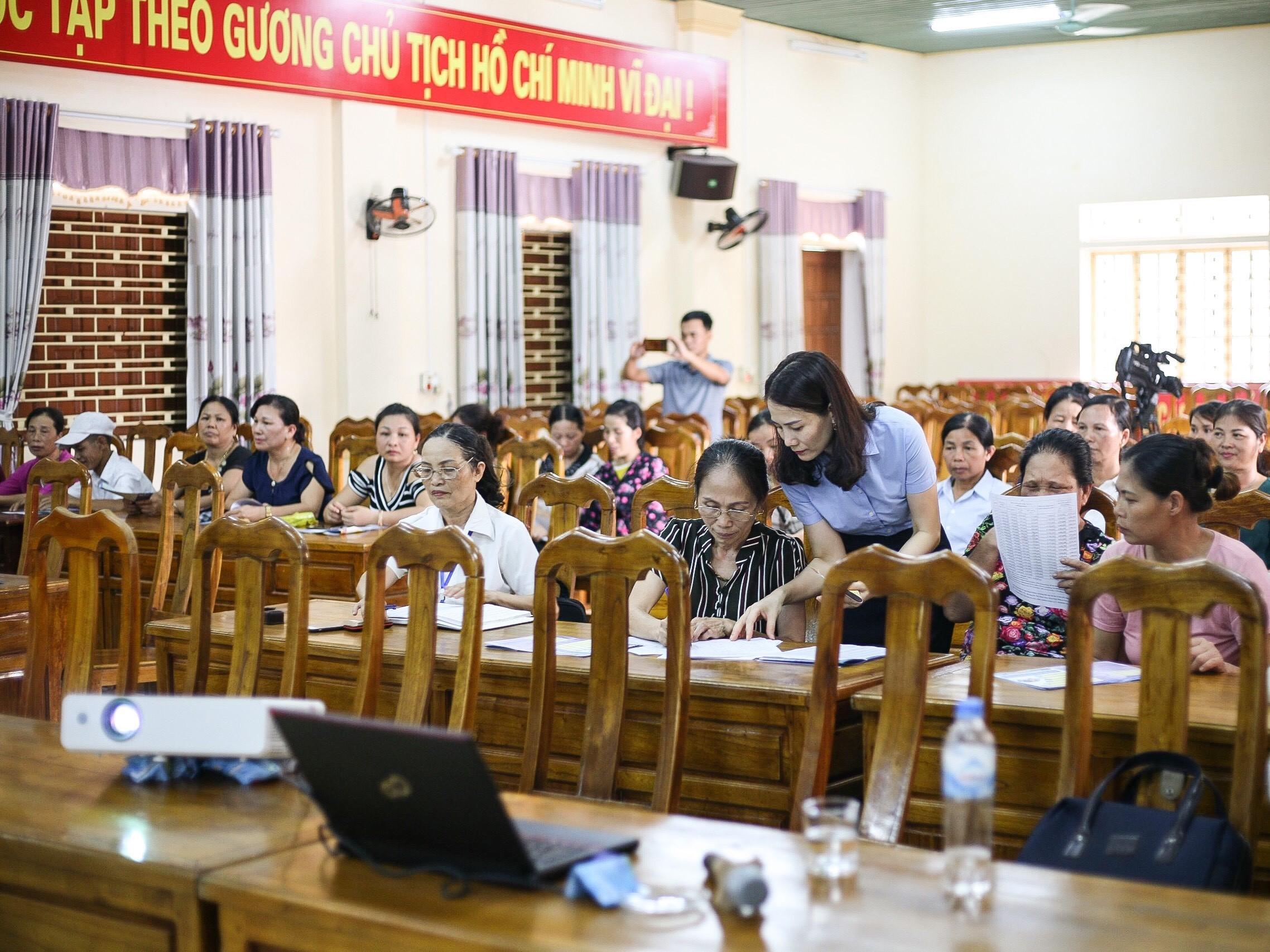 Hiệu quả phát triển bảo hiểm xã hội tự nguyện ở Yên Bái