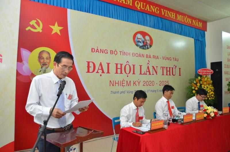 Bà Rịa- Vũng Tàu 100 tổ chức cơ sở Đảng hoàn thành đại hội