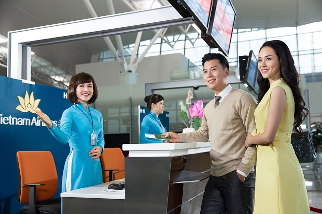 Tiết kiệm nhiều thời gian khi bay với sản phẩm VNAXPRESS của Vietnam Airlines