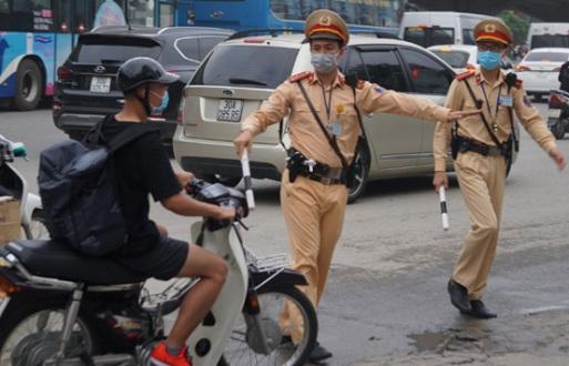 Không có chuyện tiêu cực trong xử phạt vi phạm giao thông qua Cổng Dịch vụ công