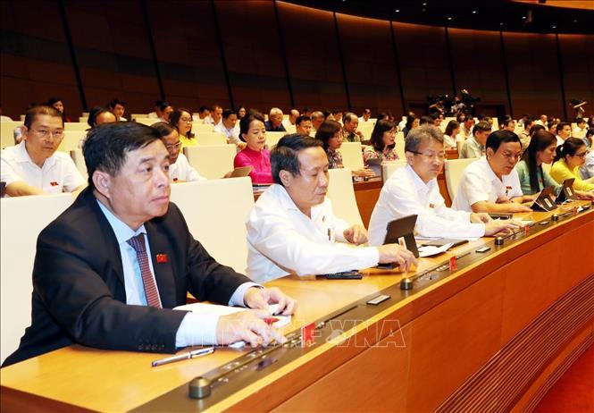 Công bố Nghị quyết phê chuẩn EVFTA