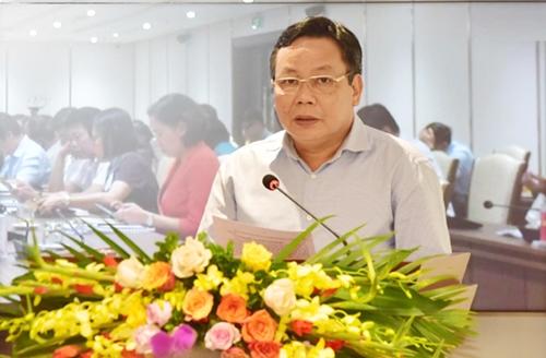 Góp ý dự thảo văn kiện Đại hội Đảng bộ TP Hà Nội Tạo dấu ấn của nhiệm kỳ mới