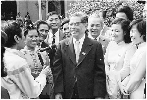 Đồng chí Nguyễn Văn Linh - người chiến sỹ Cộng sản kiên trung