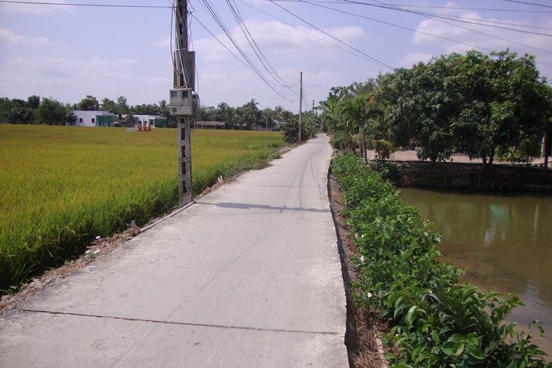 Long An đặt mục tiêu đến năm 2025 có ít nhất 5 huyện đạt chuẩn nông thôn mới