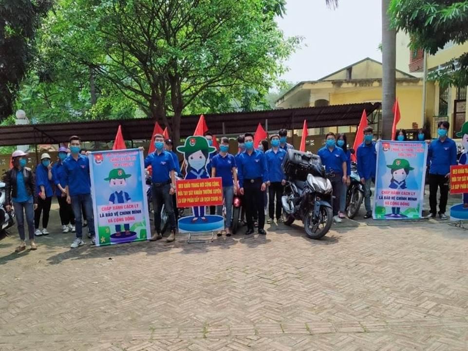 Tuổi trẻ tỉnh Hòa Bình xung kích vì cuộc sống cộng đồng