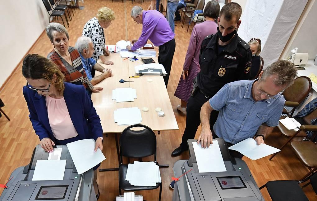 Phần lớn người dân Nga ủng hộ sửa đổi Hiến pháp