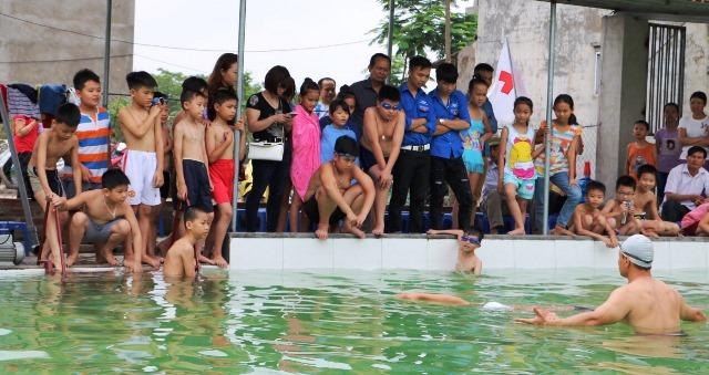 Để mỗi năm không còn 2 000 trẻ đuối nước
