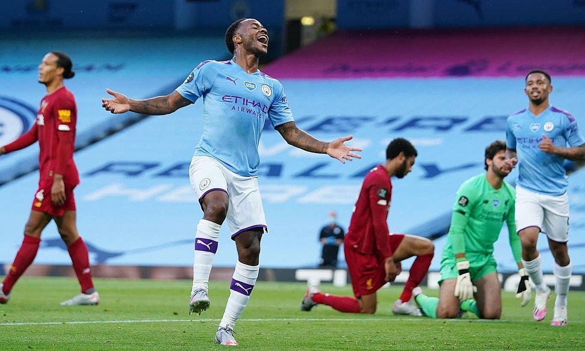 Liverpool thảm bại tại Etihad
