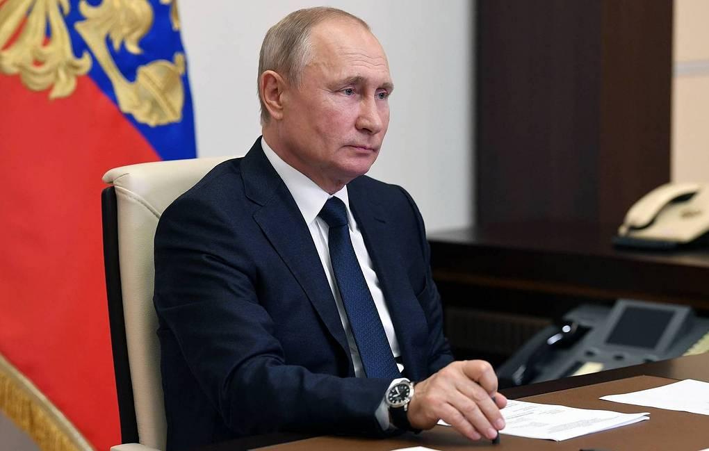 Tổng thống Putin cảm ơn người dân Nga vì ủng hộ sửa đổi Hiến pháp