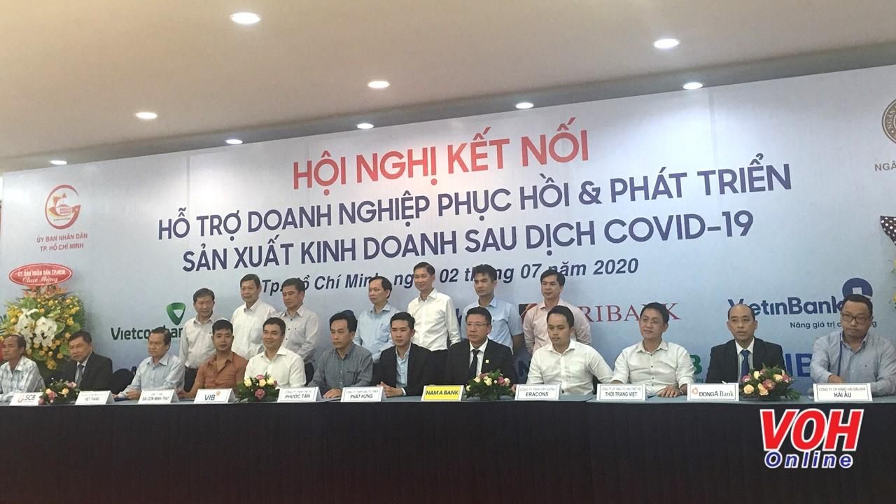Hỗ trợ doanh nghiệp TP Hồ Chí Minh phục hồi kinh doanh sau dịch