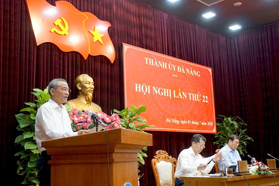 Đà Nẵng tập trung tổ chức tốt đại hội đảng bộ các cấp và Đại hội Đảng bộ TP