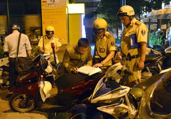 TP Hồ Chí Minh Tai nạn giao thông giảm so với cùng kỳ năm 2019