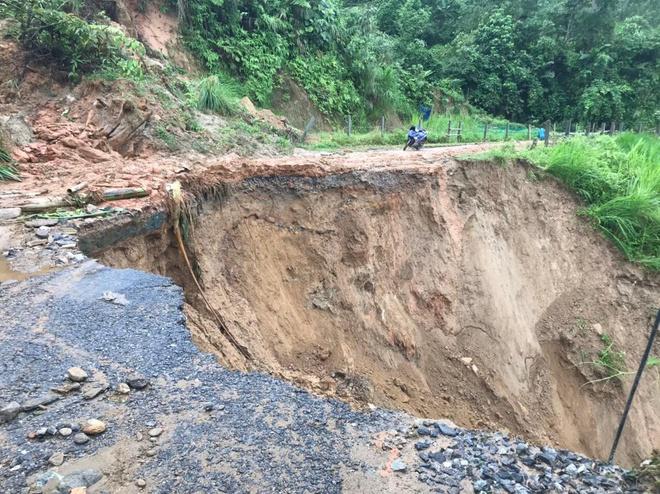 Mưa lũ gây thiệt hại ước trên 10 tỷ đồng tại Lào Cai