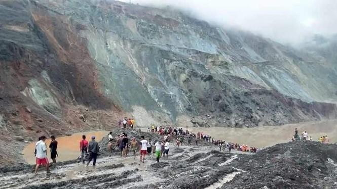 Các Bộ trưởng Ngoại giao ASEAN chia buồn về vụ sạt lở mỏ ở Mi-an-ma