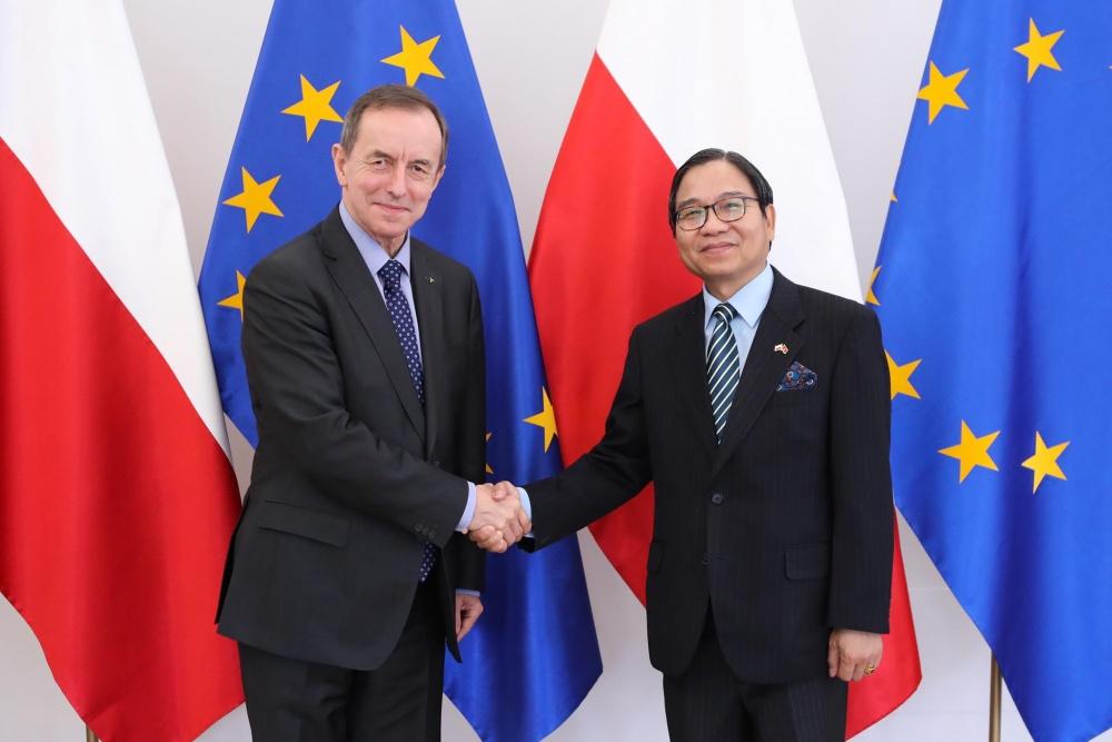 Quan hệ hữu nghị truyền thống Việt Nam – Ba Lan sẽ tiếp tục phát triển