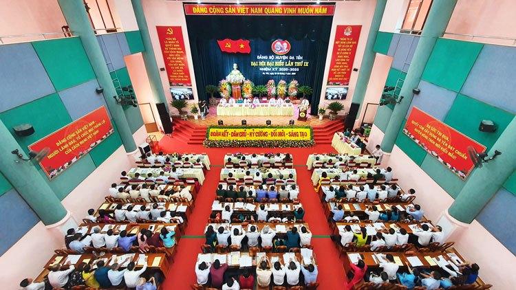 Phấn đấu đưa Đạ Tẻh đạt chuẩn huyện Nông thôn mới kiểu mẫu vào năm 2025