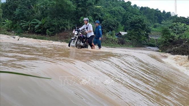 Chủ động ứng phó và khắc phục hậu quả mưa lũ