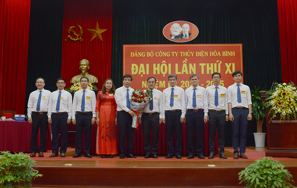 11 21 tổ chức đảng thuộc Đảng ủy EVN đã tổ chức thành công Đại hội nhiệm kỳ 2020-2025
