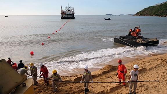 VNPT đầu tư tuyến cáp quang biển kết nối các quốc gia trong khu vực châu Á