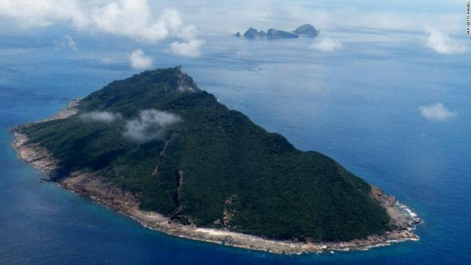 Nhật Bản cáo buộc tàu Trung Quốc xâm nhập vùng biển gần quần đảo tranh chấp