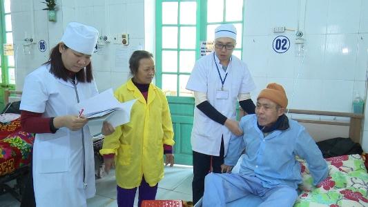 Thái Bình Nâng cao chất lượng công tác khám chữa bệnh