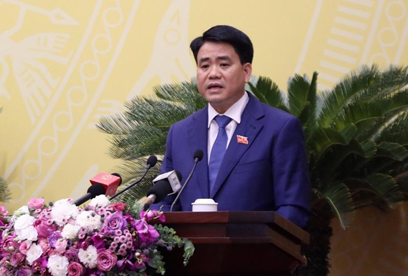 """Kỳ họp HĐND TP Hà Nội Giải đáp nhiều vấn đề """"nóng"""" được cử tri quan tâm"""