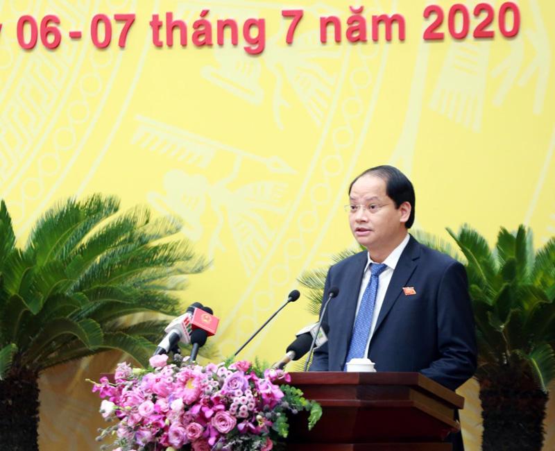 Hà Nội quyết tâm đạt mức tăng trưởng kinh tế cao gấp 1,3 lần cả nước