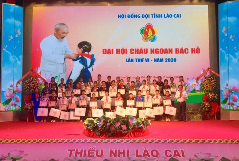 Ngày hội của những cháu ngoan Bác Hồ tỉnh Lào Cai lần thứ VI - 2020