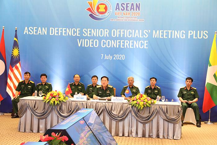 Việt Nam ưu tiên cao cho hợp tác quốc phòng các nước ASEAN mở rộng