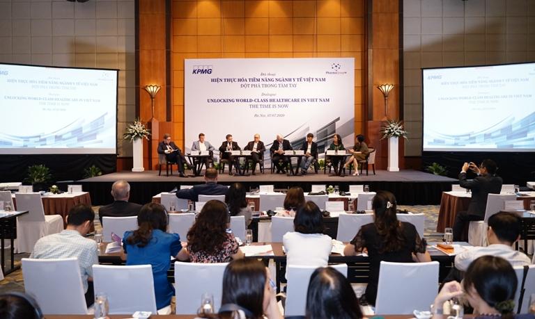Ngành dược phẩm phát minh Việt Nam có nhiều tiềm năng phát triển