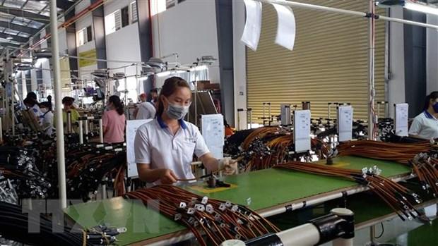 Giao lưu trực tuyến Việt Nam - Nhật Bản về sản phẩm công nghiệp phụ trợ