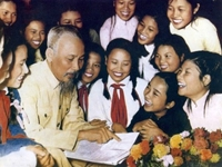 """Cuộc thi """"Tuổi trẻ học tập và làm theo tư tưởng, đạo đức, phong cách Hồ Chí Minh"""""""