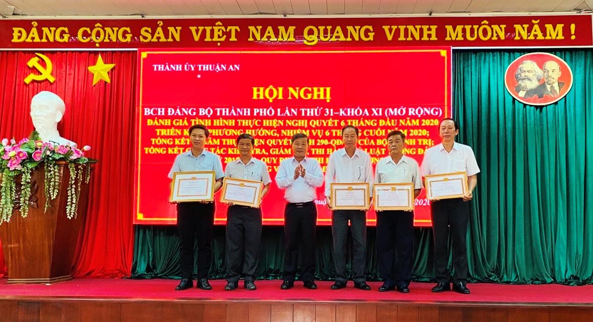 TP Thuận An giữ vững tốc độ tăng trưởng