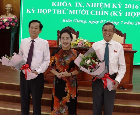Đồng chí Đỗ Thanh Bình giữ chức Chủ tịch UBND tỉnh Kiên Giang