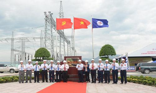 Lãnh đạo toàn diện, thực hiện tốt nhiệm vụ đảm bảo cung cấp điện