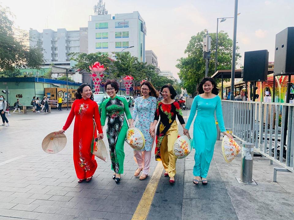 TP Hồ Chí Minh có thêm phố đi bộ thứ ba