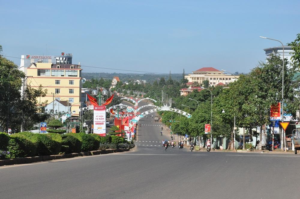 Phê duyệt nhiệm vụ lập Quy hoạch tỉnh Đắk Nông