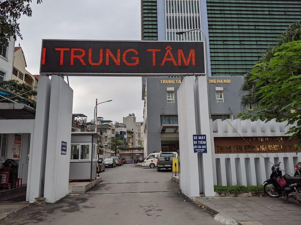 Khởi tố thêm 2 bị can liên quan đến Trung tâm Kiểm soát bệnh tật thành phố Hà Nội