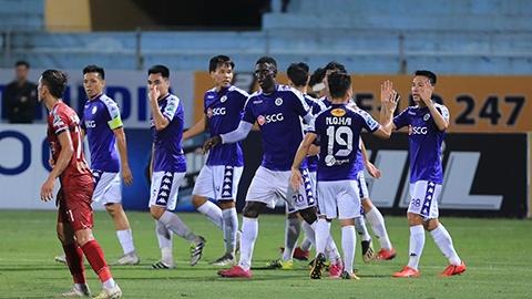 Hà Nội FC, qua rồi thời oanh liệt