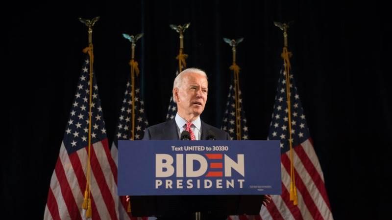 Ông Joe Biden giành chiến thắng tại bang New Jersey và Delaware
