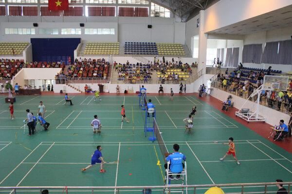 Hà Nội tổ chức giải thể thao các môn hè 2020