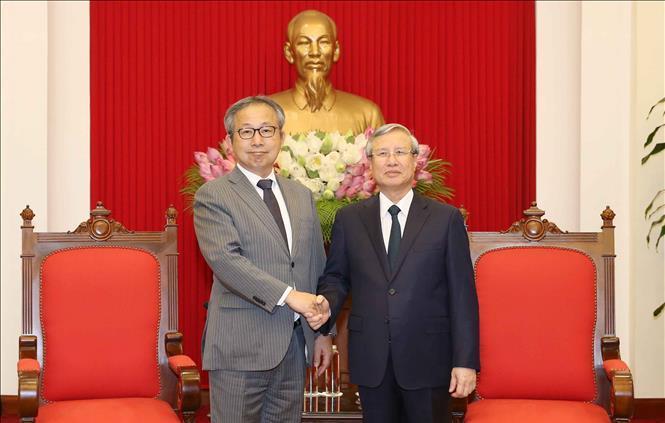 Tăng cường quan hệ Đối tác chiến lược sâu rộng Việt Nam – Nhật Bản