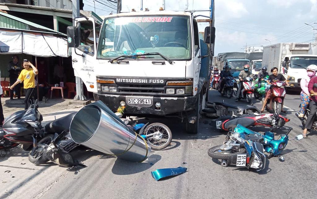 Quyết tâm giảm tối thiểu 10 tai nạn giao thông