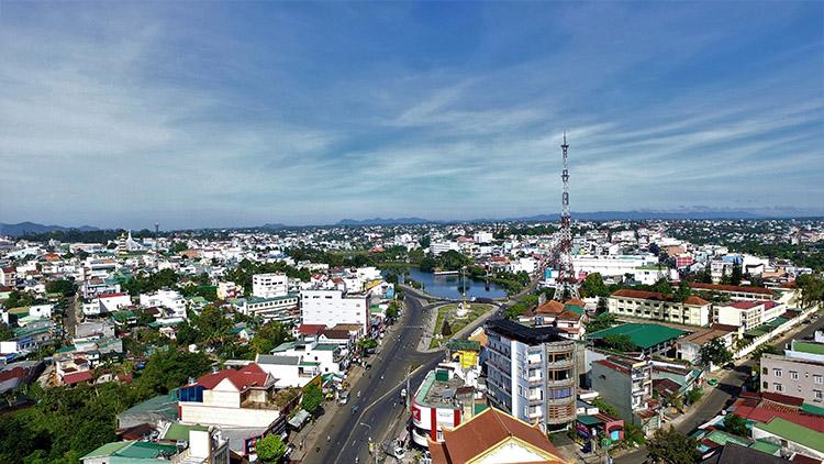 Xây dựng Bảo Lộc thành đô thị hạt nhân phía Nam của tỉnh Lâm Đồng