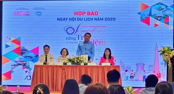 TP Hồ Chí Minh sống động từng trải nghiệm